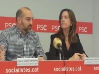 José M. Jiménez Cárdenas i Montserrat Capdevila en una imatge d'arxiu //Foto: Toni Garcia