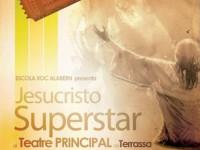 "Arriba l'obra ""Jesucristo Superstar"" al Teatre Principal de Terrassa"