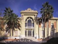 Edifici Cecot a Terrassa// Imatge cedida pel Parc Audiovisual de Catalunya