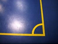 Horaris de futbol sala del cap de setmana // Foto: Sergi Colomer