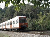Tren de la sèrie 111 // Imatge cedida per FGC
