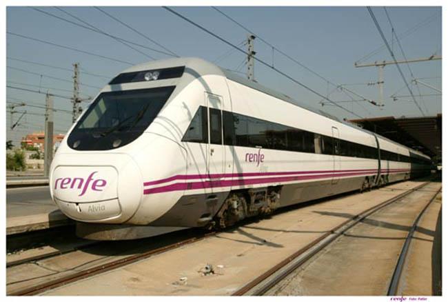 tren sèrie 120 de Renfe