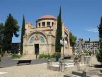 Cementiri municipal de Terrassa // Imatge del web de Funerària de Terrassa
