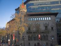 La Casa Serra, seu de la Diputació de Barcelona // Imatge de Wikimedia Commons (Autor: Amadalvarez)