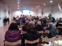 Imatge d'arxiu // Cedida per l'Associació Catalana Parkinson Ara