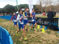 El CN Terrassa Cicles Morenito al Campionat de Catalunya de Duatló per Equips