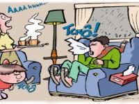 Finalitza l'epidèmia de grip a Catalunya // Imatge del web de l'Intitut Català de la Salut