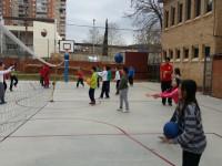 1a Trobada de Voleibol // Imatge cedida pel Consell Esportiu de Terrassa