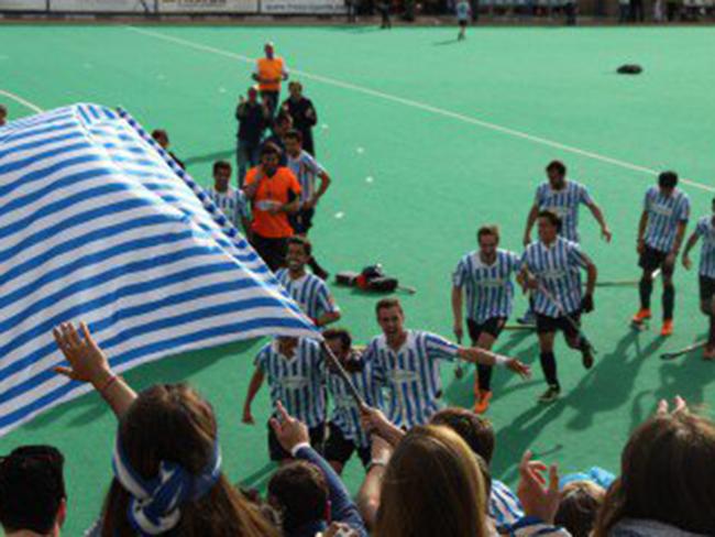 El Club Egara es disputarà la Final de Lliga amb el RC Polo
