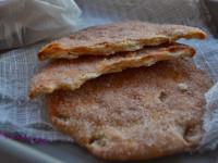Tortas de aceite con naranja al azahar // Imatge Hoy cocina Vivi