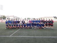 Presentació Terrassa FC 1906 // Imatge cedida per l'Ajuntament de Terrassa