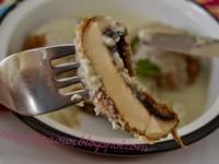 Setas portobello al queso azul // Imatge Hoy cocina Vivi