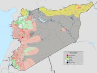 Què està passant a Síria? Síntesi d'un conflicte armat // Imatge Wikipedia Commons