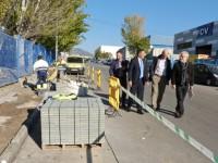 Terrassa millora els polígons industrials de la ciutat per a afavorir l'activitat i atreure empreses // Imatge cedida per l'Ajuntament de Terrassa