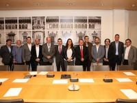 La Diputació signa crèdits amb deu consells comarcals per 10 MEUR // imatge cedida per la Diputació de Barcelona
