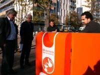Contenidor d'oli // Imatge cedida pel Consorci per a la gestió de residus