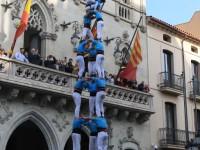 Els Castellers de Terrassa celebren la seva XXXVI diada // Imatge cedida pels Castellers de Terrassa