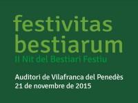 Festivitas Bestarum 2015