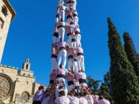 5d9f de Minyons a Sant Cugat // imatge del facebook de Minyons