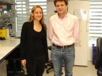 Elena Martín i Rafael Maldonado // Imatge UPF