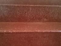 Una escalera // Foto: Toni Garcia