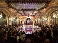 Concert de Sant Esteve al Palau // Imatge del web del Palau de la Música