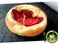 Delicias de hojaldre y fresas // Imatge DL cocina y gastronomia