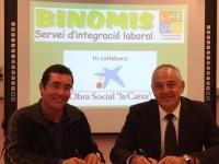 """L' Obra Social """"la Caixa"""" destina 22.570 euros a la Fundació Privada l' Heura del Vallès de Terrassa"""