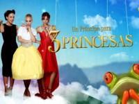 Un príncipe para tres princesas