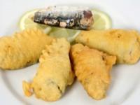 Bunyols de sardines