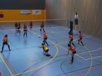 Victoria del Voleibol Terrassa a Mataro
