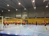 Cv Terrassa masculi //Foto: Club Voleibol Terrassa 2013