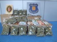 Detinguts els màxims responsables de dues associacions cannàbiques de Terrassa