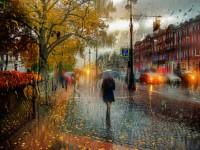 Lluvia, marea de silencios
