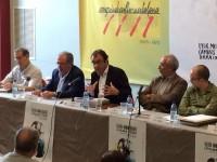 """Rull: """"El Corredor Mediterrani és la columna vertebral més clara dels Països Catalans"""""""