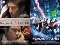 'El cas Fischer' i 'Caçafantasmes', dues estrenes de cinema en català