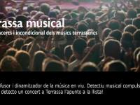 Els concerts de música en viu a Terrassa