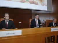Jordi Gual defensa l'ètica i la responsabilitat corporativa