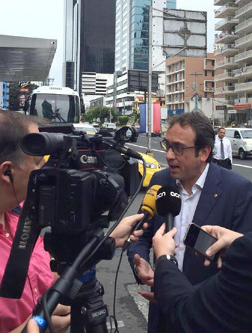 """Rull: """"La prioritat per a Catalunya és el traspàs integral de Rodalies"""""""