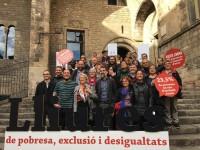 Coop57, ECAS i Òmnium presenten 'Lliures de pobresa, exclusió i desigualtats'