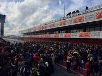 """"""" Bikers vs la fam """" recapta més de 5.000 kg de menjar al Circuit"""