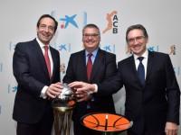 """Renovació i ampliació de l'acord de patrocini CaixaBank, Fundació """"la Caixa"""" i l'ACB"""