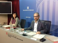 Josep Ginesta sec gral treball dades atur//Foto: Conselleria Treball