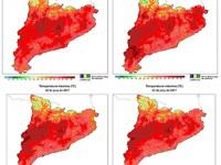Balanç de més de 2 setmanes de calor intensa al juny