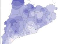 El setembre ha estat més fred que la mitjana a Catalunya