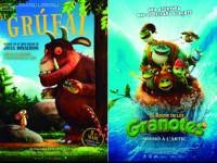 """""""El Grúfal"""" i """"El regne de les granotes. Missió a l'Àrtic"""""""