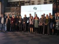 Acte de lliurament dels Premis Crítica Serra d'Or