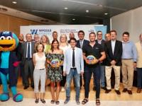 Presentació 33 europeus waterpolo// Foto: Judit Contreras /diba