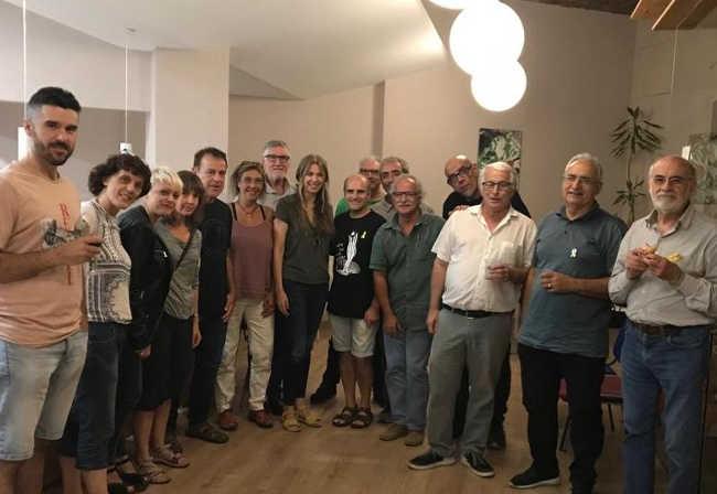 Grup Promotor VICTORIACAT//Foto: VictòriaCAT Bages