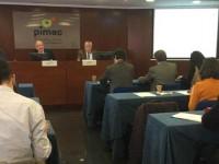 Presentacio enquesta pimes indutrials //Foto: Pimec
